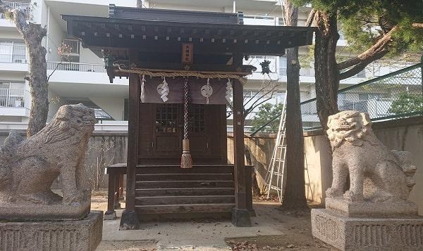 摂末社の大国神社