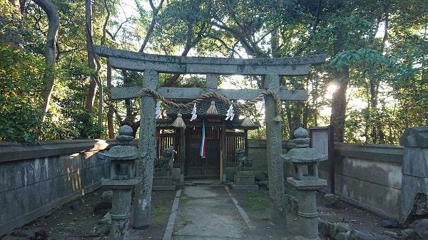 猪名津彦神社