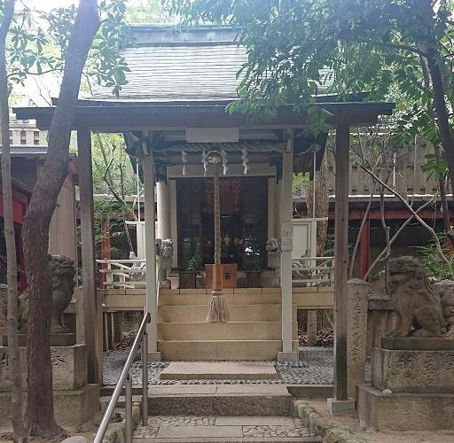 芦屋神社の出雲大社