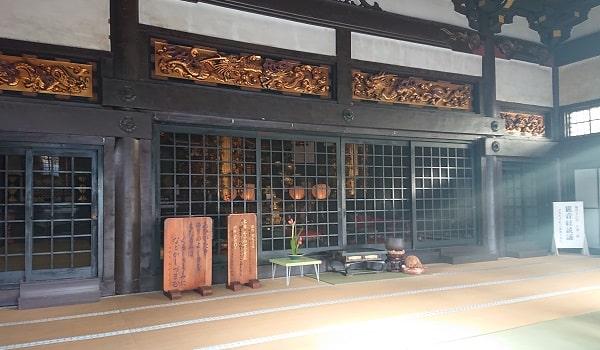 太融寺の本堂