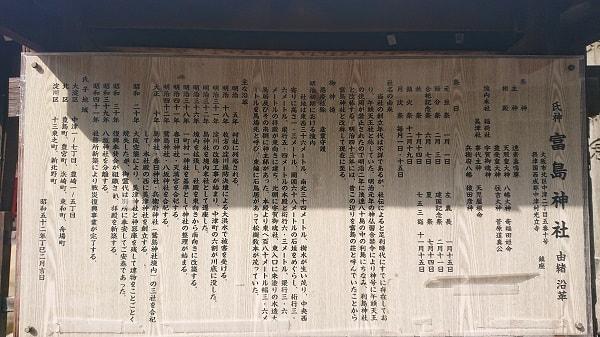 富島神社の祭日
