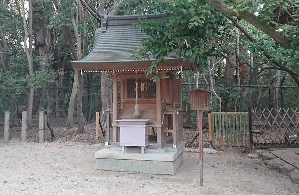 西宮神社の火産霊神社