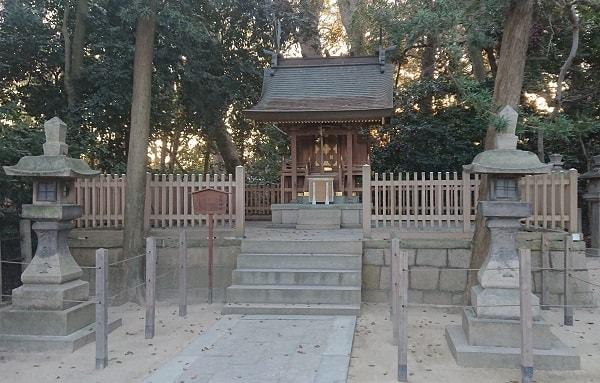 西宮神社の松尾神社