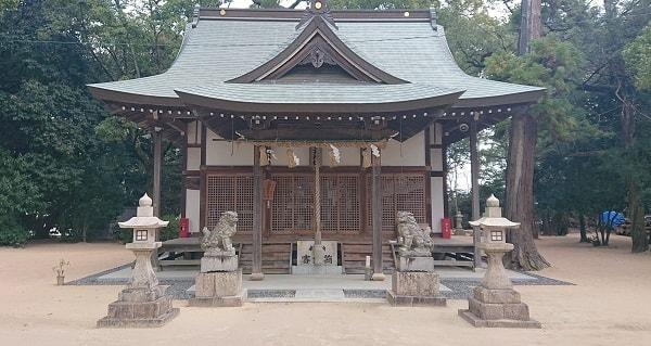 生瀬皇太神社
