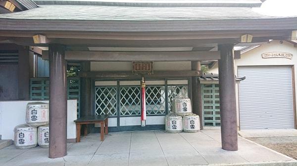 東天神社の末社