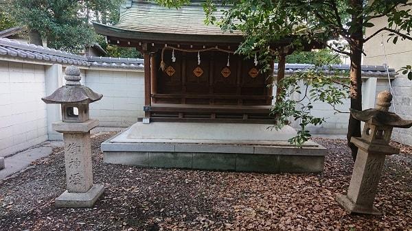 東天神社の合社