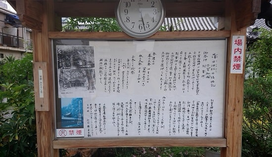 蒲田神社の由緒